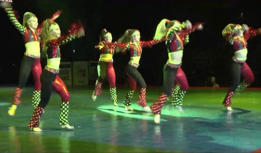2PA Dance Stars, FIN | Disco Dance Small Group | 4th IDO Gala World Event | Riesa 2018