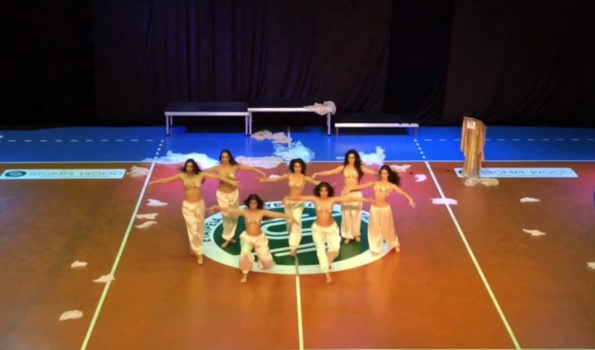 IDO World Champions   Club Sunshine Bellysimo   Oriental Show Group   IT
