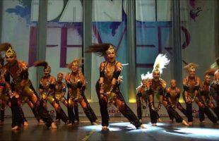 IDO World Champions | DQ DanceSquad | Disco Dance Formation | DE