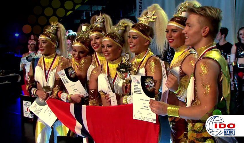 IDO WORLD DISCO DANCE & DISCO FREESTYLE CHAMPIONSHIPS | DANCE FEVER 2019 | CHOMUTOV , CZECH REPUBLIC
