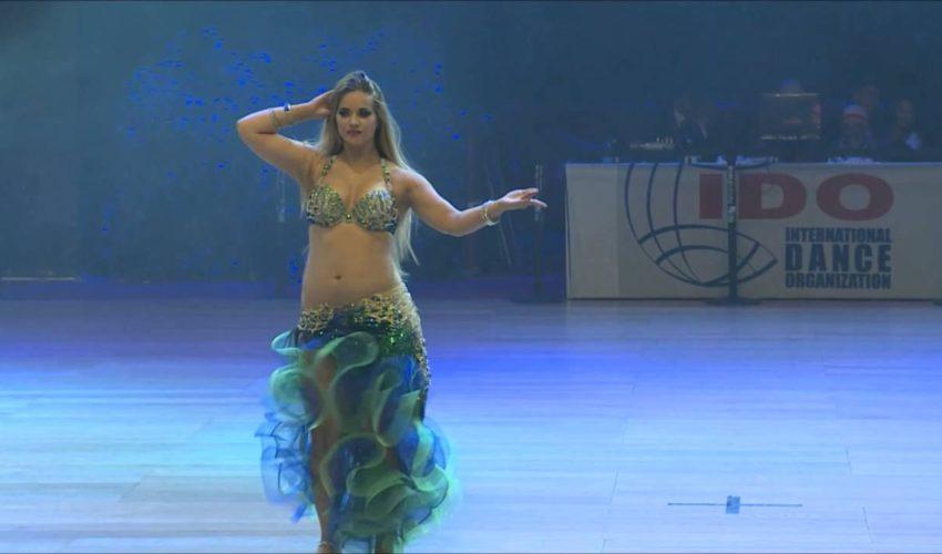 Nika Mlakar, IDO World Gala 2015