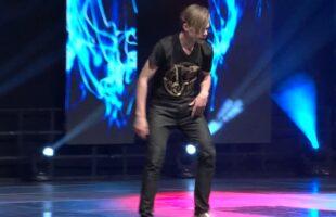 Kyle Van Newkirk, USA | Tap Dance Solo | 2nd IDO Gala World Event | Graz 2016