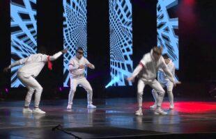Three Lions, UK | Battle Crew | 2nd IDO Gala World Event | Graz 2016