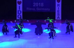 Top Dance Freedom, IT | Synchro group | 4th IDO Gala World Event | Riesa 2018