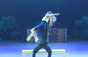 Versveld Coralle & Peter Bradley, IDO World Gala 2015