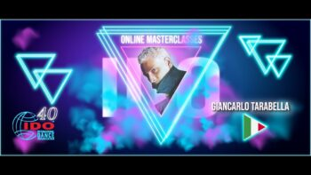 IDO MASTERCLASS | DISCO DANCE | GIANCARLO TARABELLA |ITALY