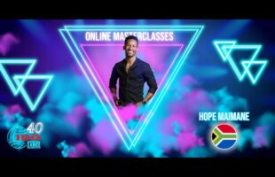 IDO MASTERCLASS | MODERN |HOPE MAIMANE | SOUTH AFRICA