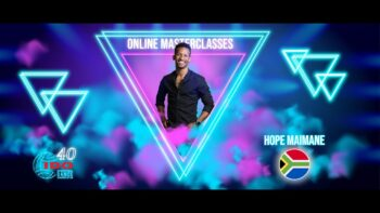 IDO MASTERCLASS | MODERN |HOPE MAIMANE | SOUTH AFRICA