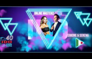 IDO MASTERCLASS | SALSA | SIMONE SANFILIPPO TABO & SERENA MASO | ITALY