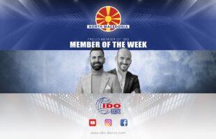 IDO Member of the Week | North Macedonia