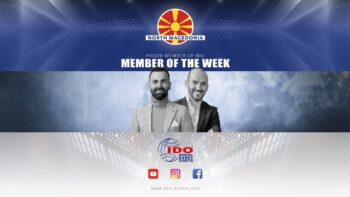 IDO Member of the Week | North Macedonia