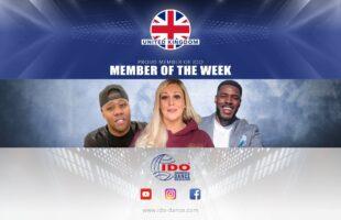 IDO Member of the Week | United Kingdom