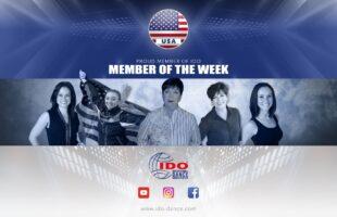 IDO Member of the Week | USA