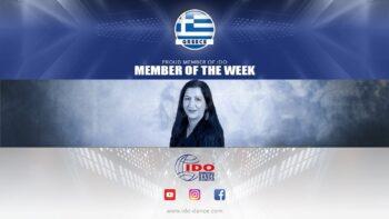 IDO MEMBER OF THE WEEK – GREECE