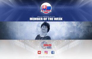 IDO MEMBER OF THE WEEK | SLOVAK REPUBLIC