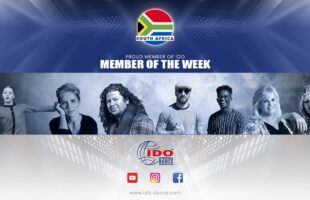IDO MEMBER OF THE WEEK | SOUTH AFRICA